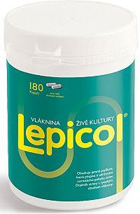 PROBIOTICS INTERNATIONAL LTD. Lepicol 180 kapsúl