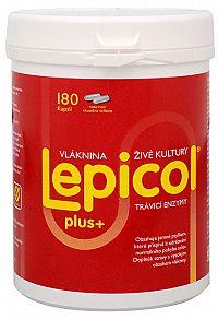 PROBIOTICS INTERNATIONAL LTD. Lepicol Plus 180 kapsúl
