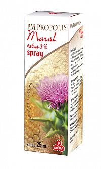 Propolis Maral ústní spray 25 ml