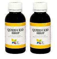 Queen Euniké Sirup Kid 1 + 1 zdarma