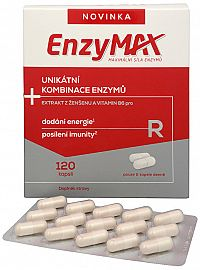 SALUTEM Pharma Enzymax R 120 kapslí