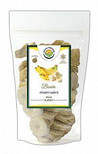 Salvia Paradise Banán plátky sušené mrazem lyofilizované 40g