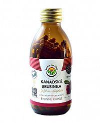 Salvia Paradise Kanadská brusnica mrazom sušená kapsule 120 ks