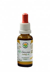 Salvia Paradise Ženšen pravý 6-ročný BIO AF tinktúra 30 ml