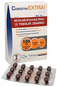 Simply You Coenzym Extra! Max 100 mg 30 tob. + 15 tob. ZADARMO