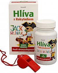 Simply You Imunit Hliva ustricová pre deti s rakytníkom Jack Hlivák 30 tbl.