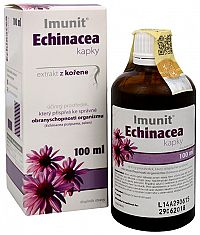 Simply You Imunity Echinacea kvapky extrakt z koreňa 100 ml