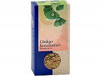 Sonnentor Bio Ginkgo - koncentrácia, zelený čaj syp. S bylinkami 50g