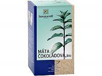 Sonnentor Bio Mäta čokoládová porciovaná 18g