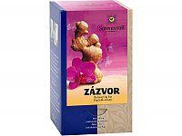 Sonnentor Bio Zázvor - čaj porc. darčekový 20g (20sáčků)