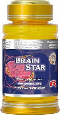 STARLIFE BRAIN STAR 60 kapsúl