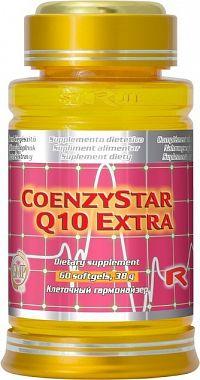 STARLIFE COENZYSTAR Q10 EXTRA 60 kapsúl