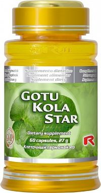 STARLIFE GOTU KOLA STAR 60 kapsúl