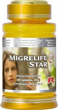 STARLIFE MIGRELIFE STAR 60 kapsúl