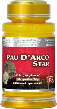 STARLIFE PAU D`ARCO STAR 60 kapsúl