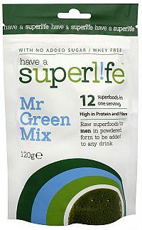 Superlife Superlife 12Mr. Green Mix 120 g