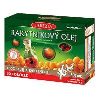 Terezia Company 100% Rakytníkový olej 50 tob. + 10 tob. ZADARMO