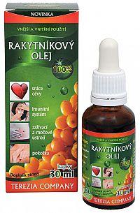 Terezia Company 100% Rakytníkový olej - kvapky 30 ml