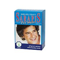 Vegall Pharma SARAPIS Pre mužov 60 kapsúl