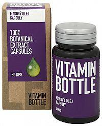 Vitamin-Bottle Makový olej 30 kapsúl