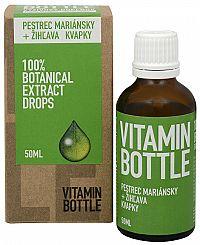 Vitamin-Bottle Pestrec mariánsky + žihľava 50 ml