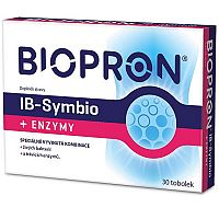 Walmark Biopron IB-SymBio + Enzymy 30 cps.