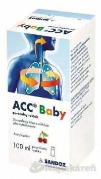 ACC Baby sol.por.1x100ml