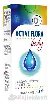 ACTIVE FLORA baby