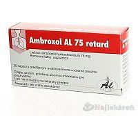 Ambroxol AL 75 retard cps.plg.20x75mg