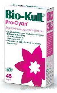 ASP Czech Bio-Kult Pro-Cyan 45 cps.