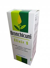 Bronchicum sirup 100ml