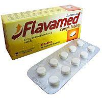 Flavamed tabletky 20 tbl