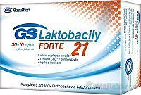 GS Laktobacily Forte 21 40 cps.