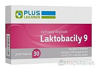 PLUS LEKÁREŇ Laktobacily 9