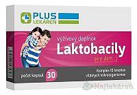 PLUS LEKÁREŇ Laktobacily pre deti