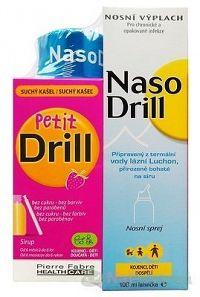 PromoPack (Nasodrill+Petitdrill+ref. páska modrá)