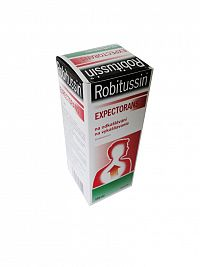 ROBITUSSIN EXPECTORANS 100ml