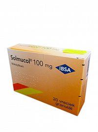 Solmucol 20 x 100 mg