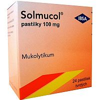 Solmucol 24 pastiliek