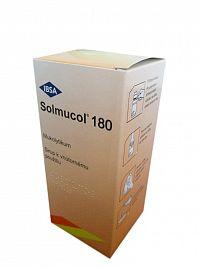 Solmucol sirup 180 ml