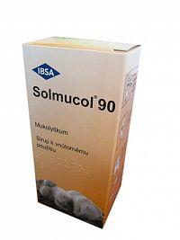 Solmucol sirup 90 ml, Akcia