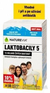 SWISS NATUREVIA LAKTOBACILY 5