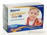 VALOSUN Biopron LAKTOBACILY BABY BIFI +