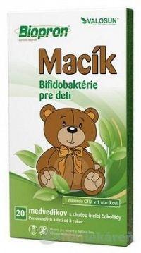 Valosun Biopron Macík 20 tabliet