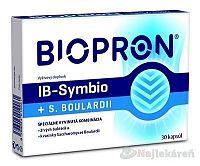 Walmark Biopron IB SymBio + S.Boulardii 30 cps.