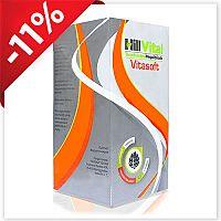 HillVital | Vitasoft - komplexný vitamínový balík na ekzémy, psoriázu a iné kožné choroby 30ks