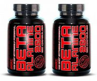1+1 Zadarmo: Beta Alanine - Best Nutrition 120 tbl + 120 tbl
