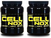 1+1 Zadarmo: CellNOX Muscle Pump - Best Nutrition Citrus 625g + 625g