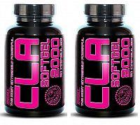 1+1 Zadarmo: CLA 2000 - Best Nutrition 60 tbl + 60 tbl