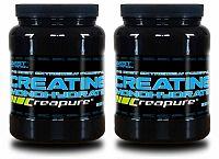1+1 Zadarmo: Creatine Monohydrate Creapure - Best Nutrition 300g + 300g